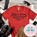 What Marriage Is Graphic Tee