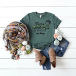 Saving Animals Is Kind Of My Thing Graphic Tee