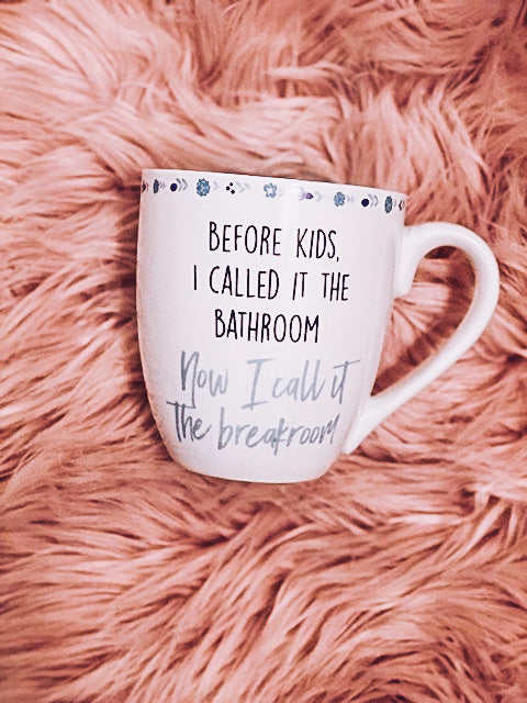 Now I Call It The Breakroom Mug