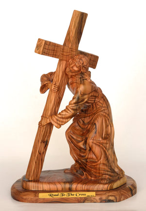 Jesus Carrying His Cross - Large