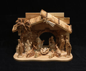 Praise Nativity Set - Small