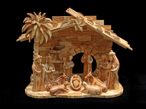 Nativity Set with Modern Figures (NEW)