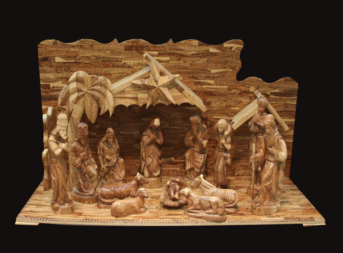 Nativity Set for Church Display - Large