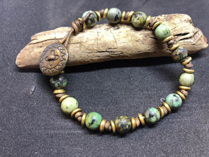 African Turquoise Knotlet