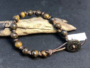Tiger Eye Knotlet
