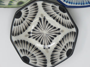 Ceramic Octagon Bowl
