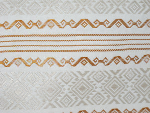 Table Runner with braided end