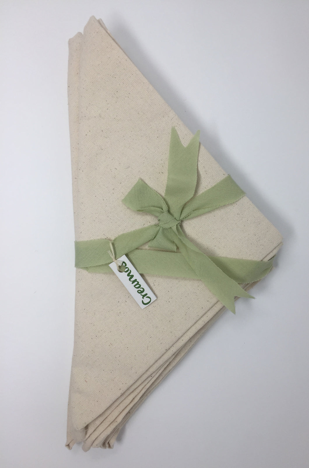Organic Cotton Cloth Napkin Set