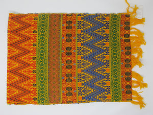 Handwoven Table Runner made in Guatemala