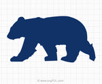Bear Svg Clipart