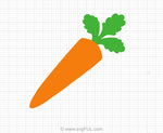 Carrot Svg Clipart