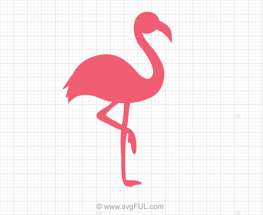Flamingo Svg Clipart