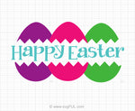 Happy Easter Svg Saying