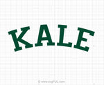 Kale Svg Sayings