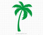 Palm Tree Svg Clipart