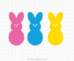 Peep Svg Easter Clipart