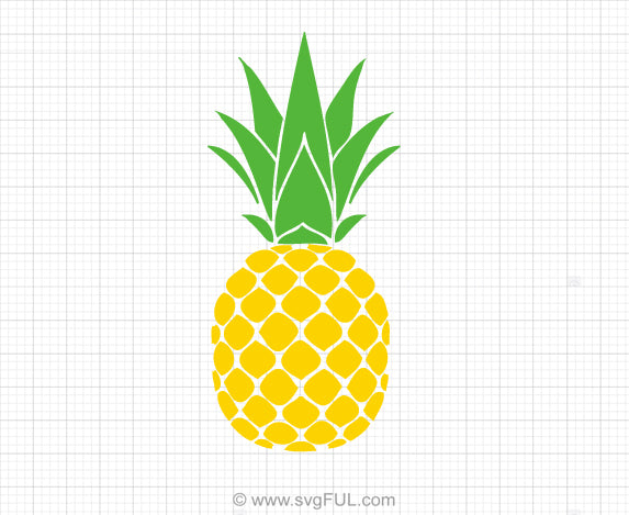 Pineapple Svg Clipart