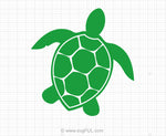 Turtle Svg Clipart