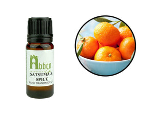 Satsuma & Spice Fragrance 10ml