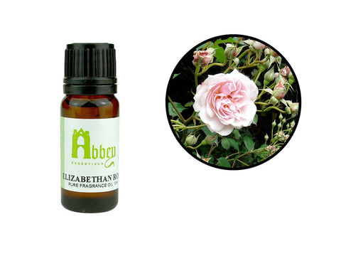 Elizabethan Rose Fragrance 10ml