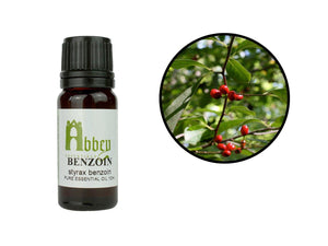 Benzoin Essential Oil in DPG