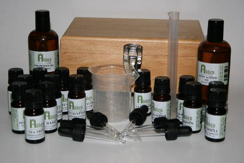Aromatherapy College Kit