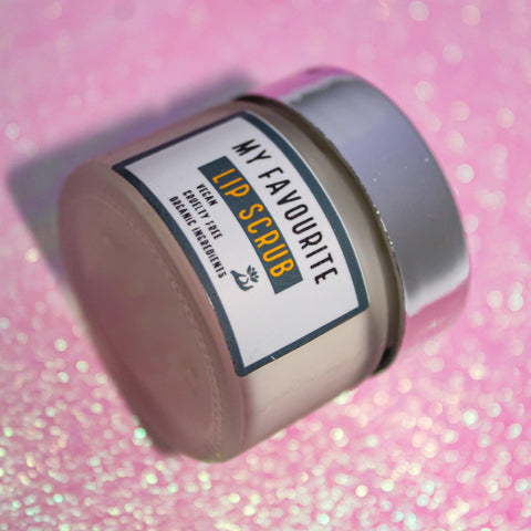 My Favourite Lip Scrub