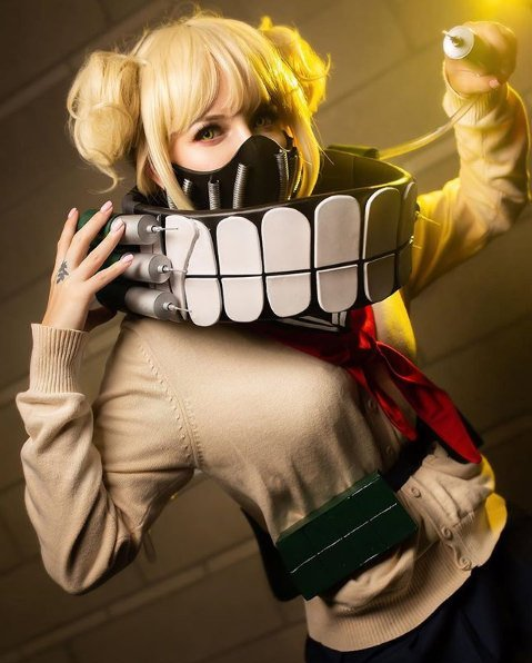 Himiko Toga from My Hero Academia