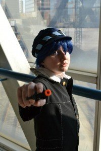 Show Us Your Moves Submission: Zetragild as Naoto Shirogane!