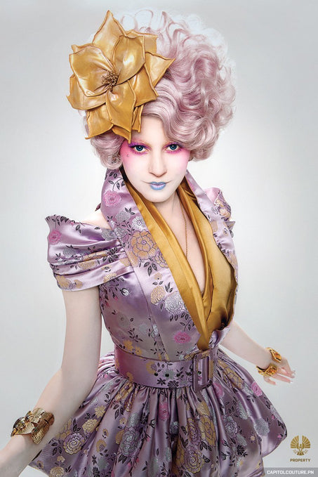 Wig Tutorial: How to Create Effie Trinket's Wig!