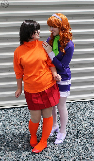 SUYM: Daphne Black & Velma Dinkley from Scooby Doo