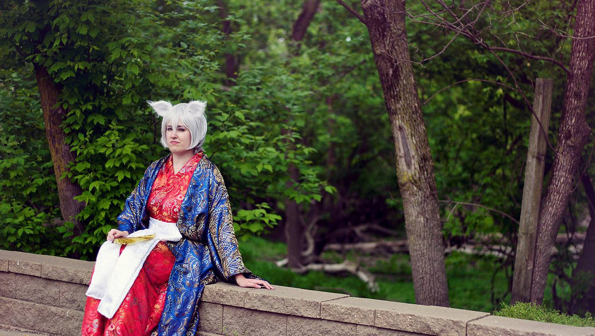 Show Us Your Moves: Heather Cosplays Tomoe from Kamisama Kiss!