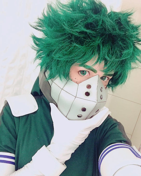 Deku Cosplay: My Hero Academia