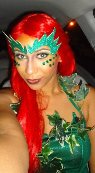 Halloween Contest Entry: Brittany as Poison Ivy