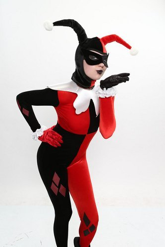 April Fool's Contest Entry: Casey as Harley Quinn!
