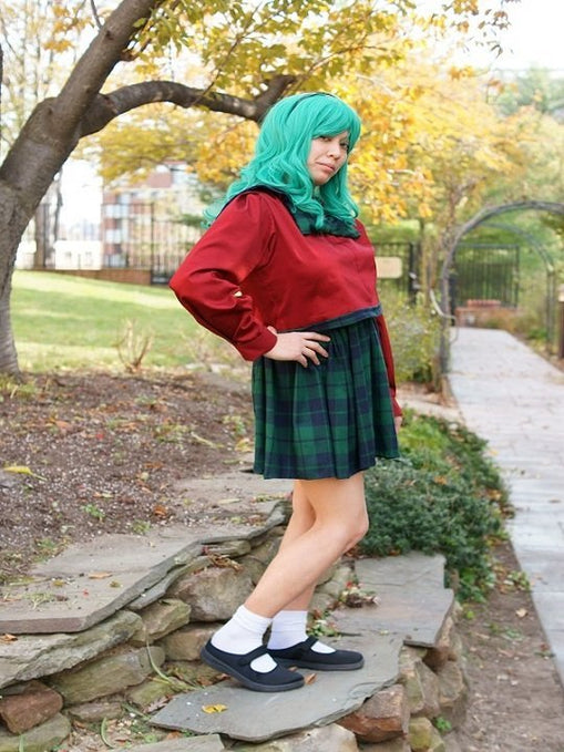 Show Us Your Moves Submission: Denise as Michiru