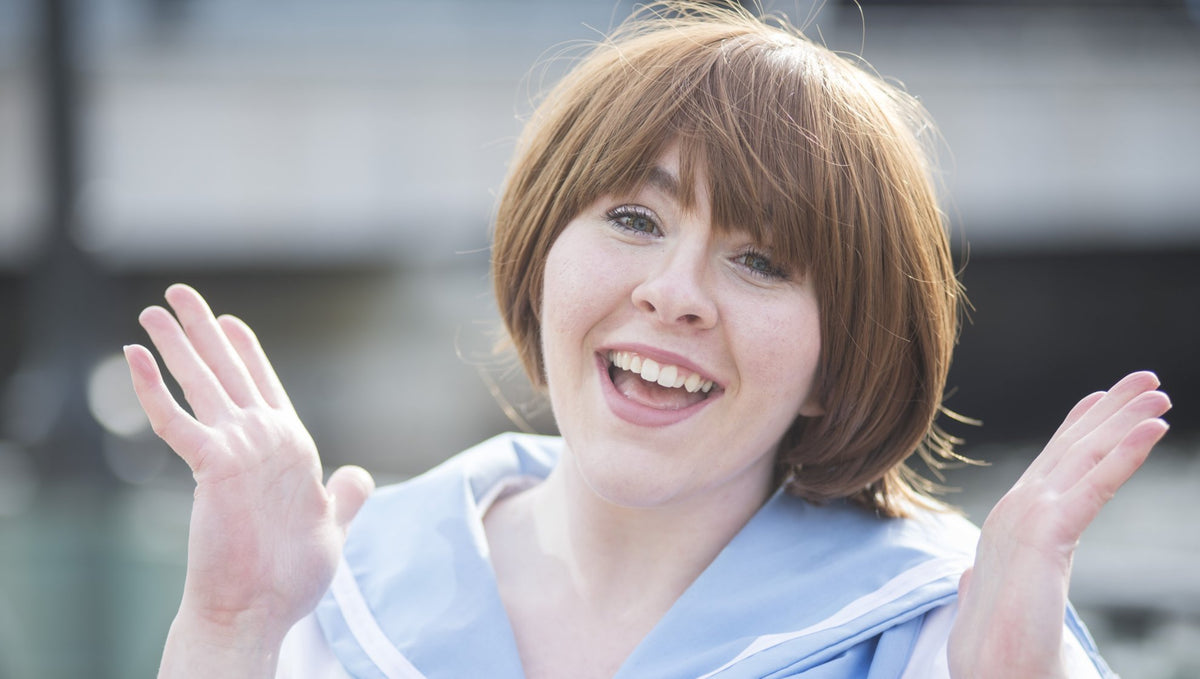 Christina June Cosplay as Mako Mankanshoku