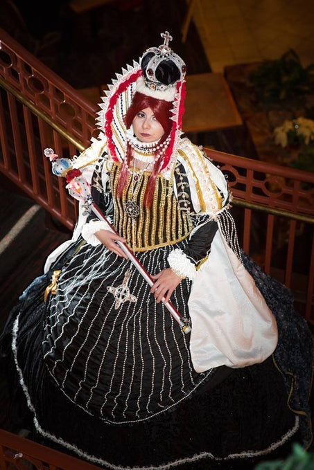 Esther from Trinity Blood