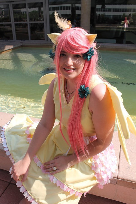 Show Us Your Moves: Paige Cosplays Fluttershy from My Little Pony!