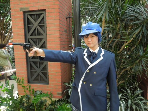 Show Us Your Moves: Jody Cosplays as Naoto from Persona 4!