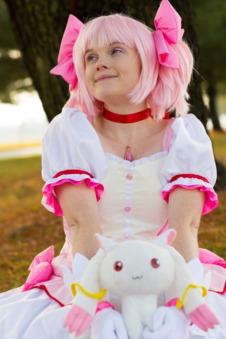 Show Us Your Moves: AlterEiko Cosplays Madoka from Madoka Magica!
