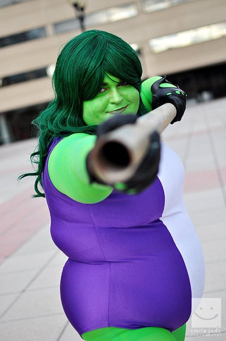 Show Us Your Moves: Lyliah Cosplays She Hulk!
