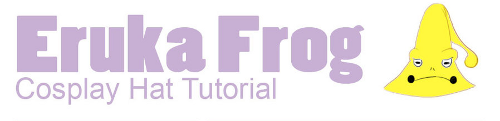 Tutorial Tuesday: Eruka Frog Hat Tutorial by Shironotenshi!