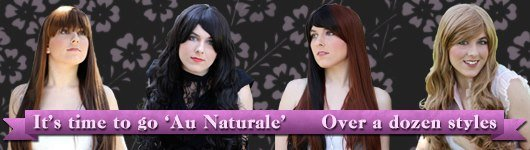 Announcing Our Wigs Au Naturale Collection!