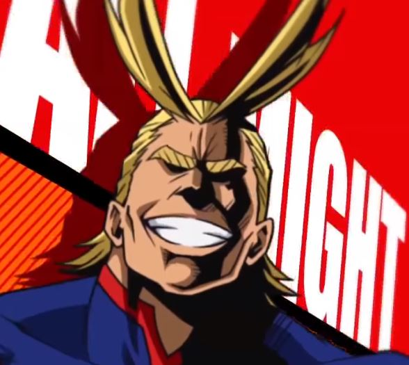 TUTORIAL: All Might | How to Make Bangs Stand Up