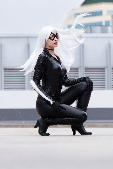 Black Cat from Marvel's Spider-Man