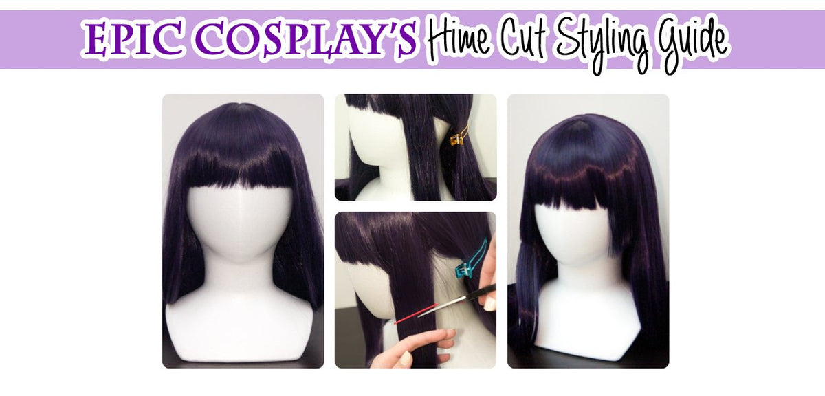 Tips and Tricks: Creating a Hime Cut!