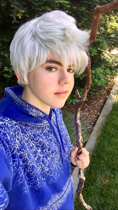 EtheriumArt as Jack Frost from Rise of the Guardians