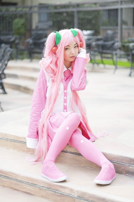 Sakura Miku Hatsune (Winter Version)