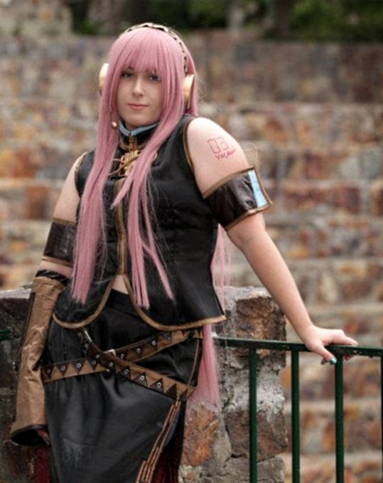 Show Us Your Moves Submission: Megan as Luka!